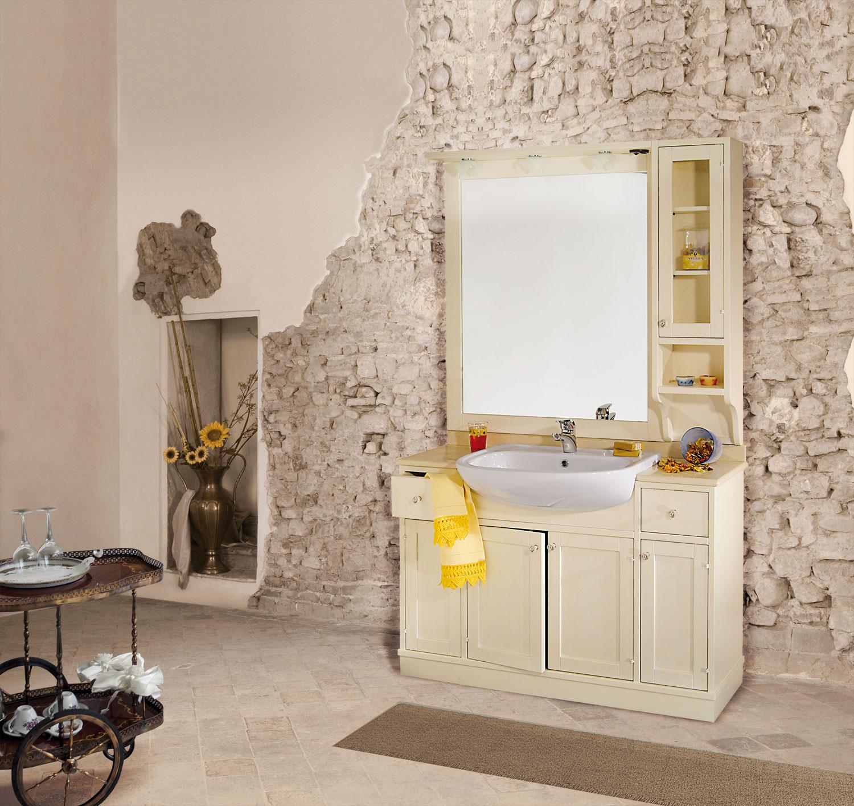 Mobili bagno doppio lavabo160 - Bagno la bussola ...